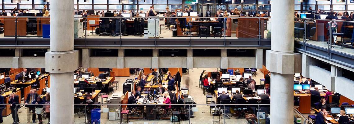 Offices at Lloyd's of London