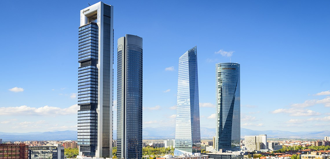 Madrid Financial District
