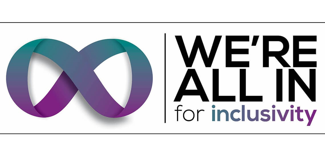 We support 'Inclusive Behaviours in Insurance' pledge!