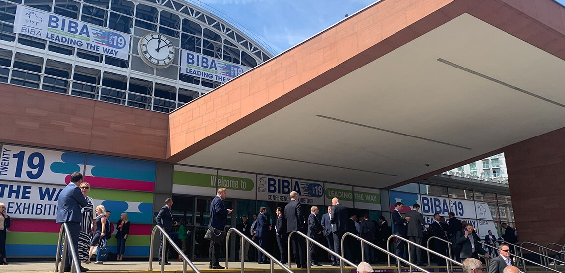 BIBA Conference Manchester Central